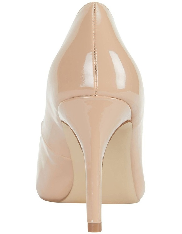 Wild Nude Patent Heeled Shoes image 5