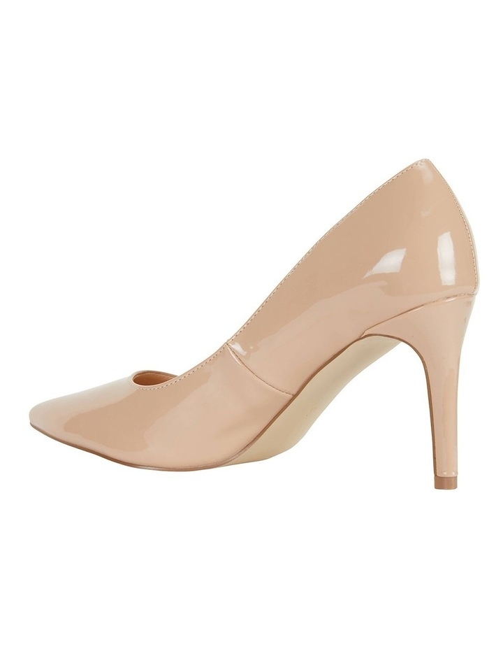 Wild Nude Patent Heeled Shoes image 7