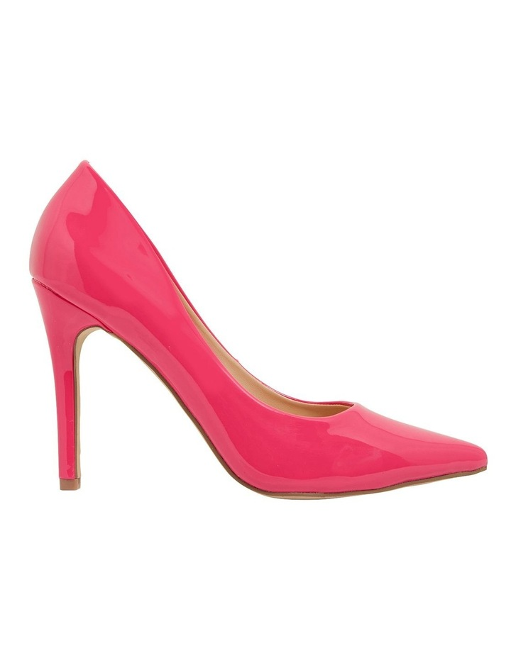 Harbour Pink Patent Heeled Shoes image 1