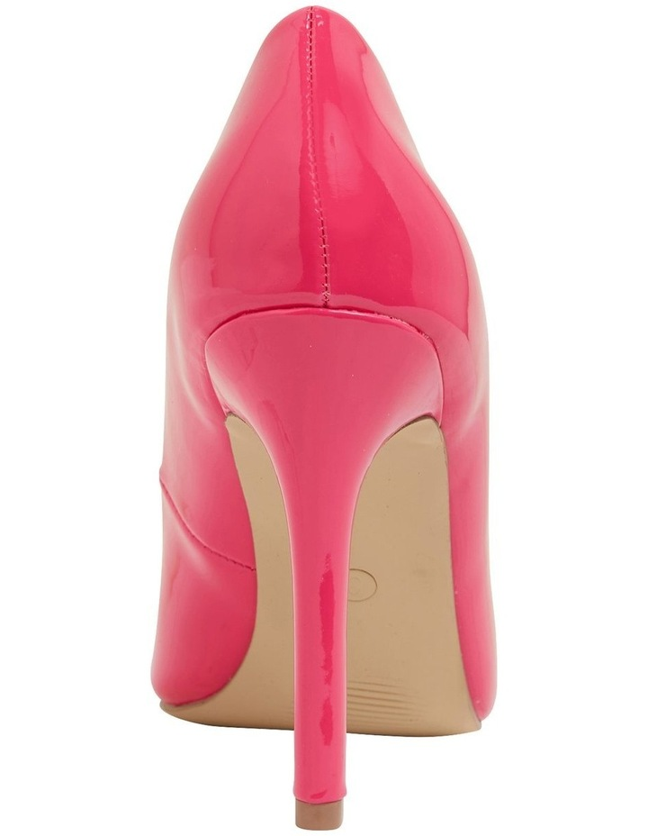 Harbour Pink Patent Heeled Shoes image 5