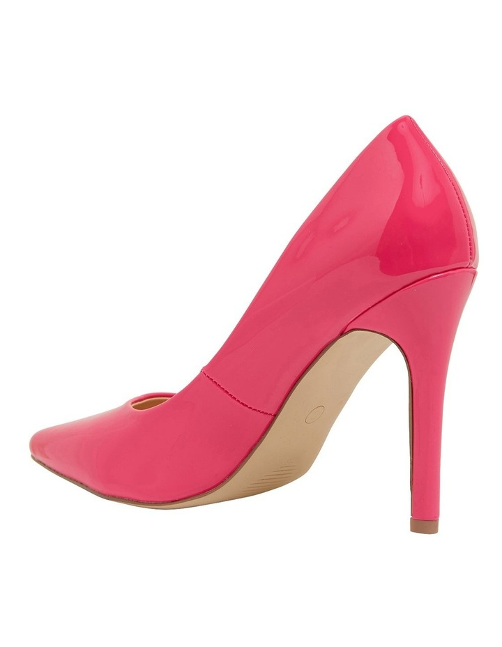 Harbour Pink Patent Heeled Shoes image 6