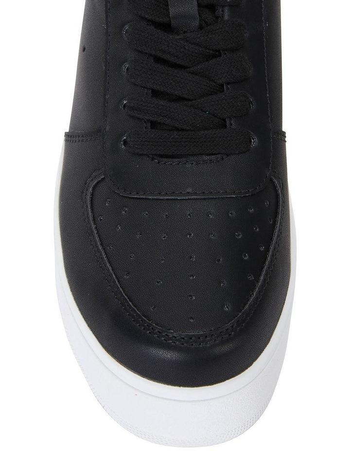 Peppy Black Smooth Sneakers image 6