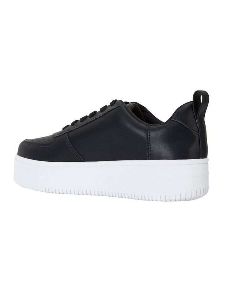 Peppy Black Smooth Sneakers image 7