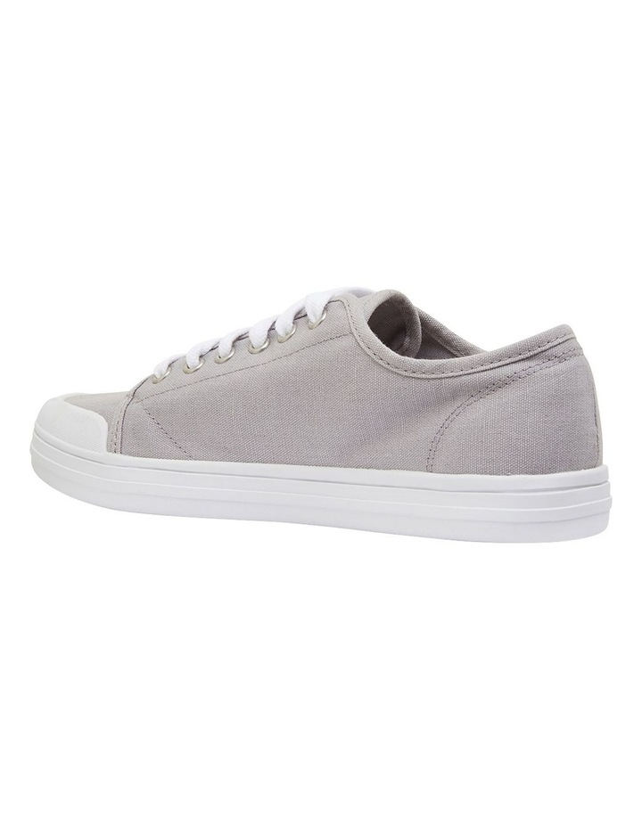 Ventura Grey Canvas Sneakers image 7
