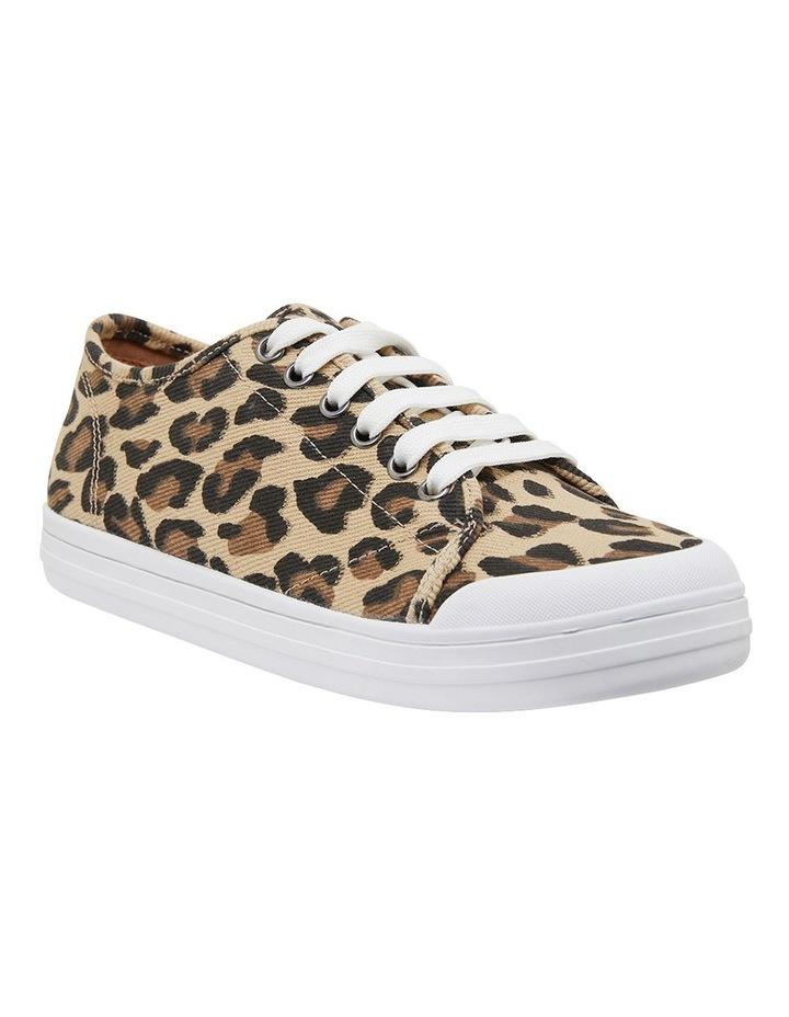 Ventura Leopard Canvas Sneakers image 2