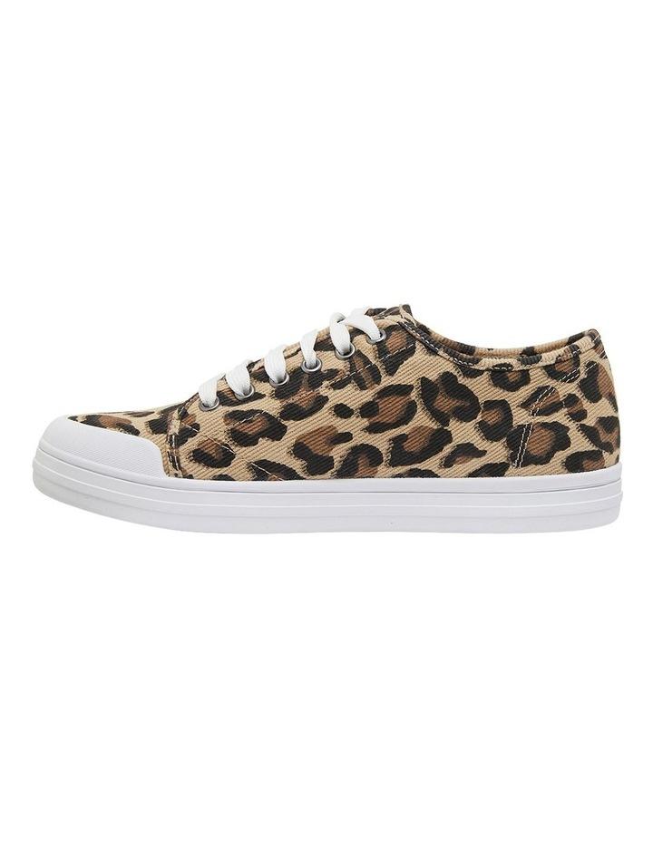 Ventura Leopard Canvas Sneakers image 3