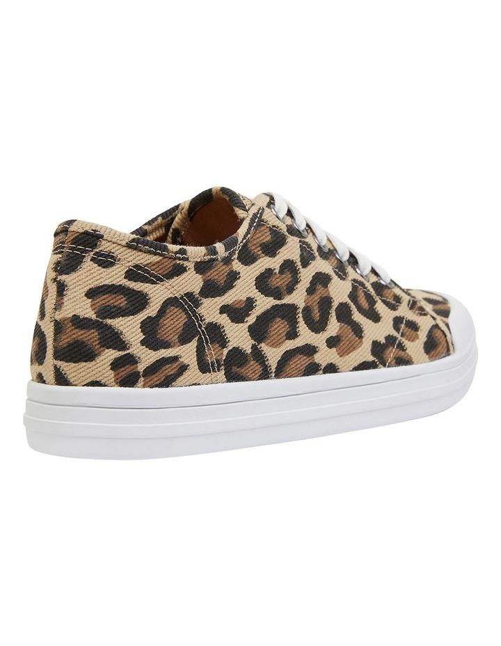 Ventura Leopard Canvas Sneakers image 4