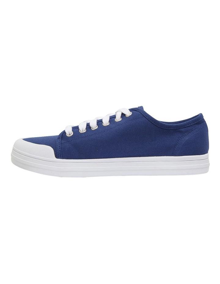 Ventura Navy Canvas Sneakers image 3