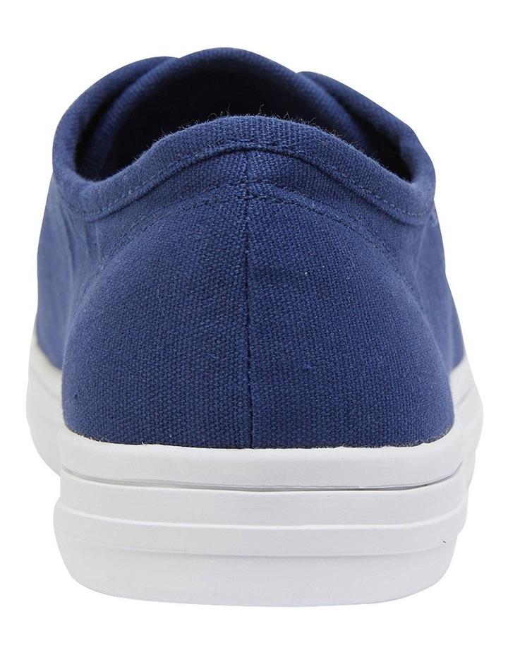Ventura Navy Canvas Sneakers image 5