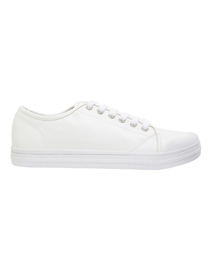 Veto White Smooth Sneakers image 1
