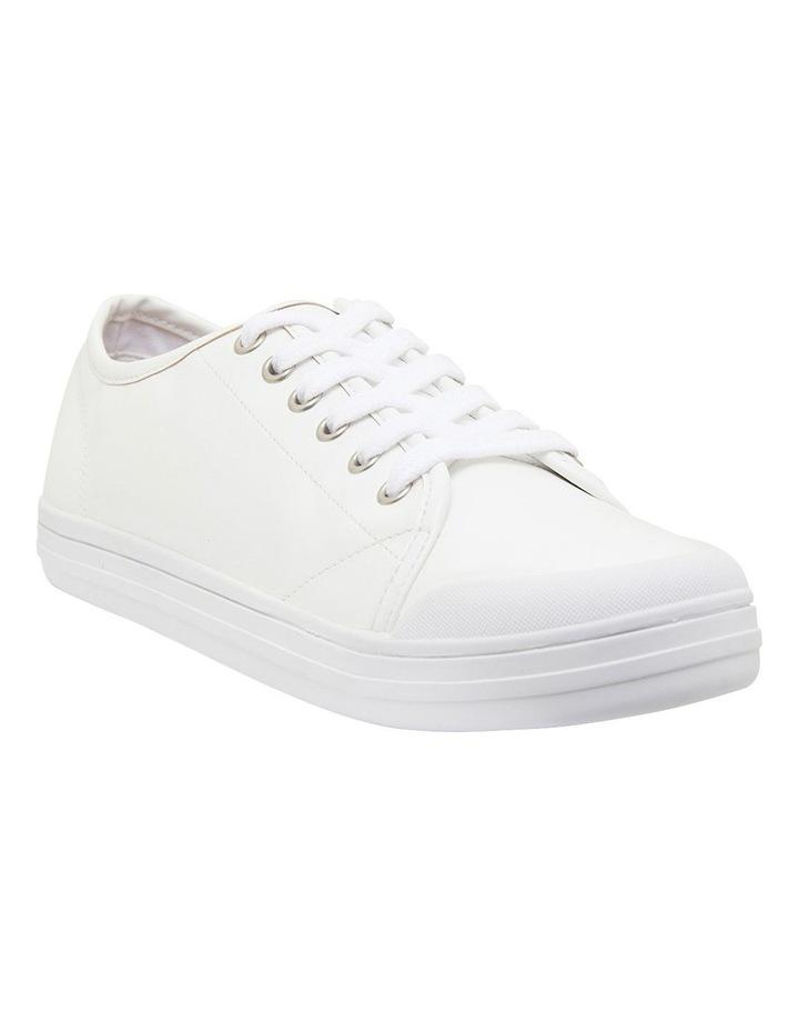 Veto White Smooth Sneakers image 2