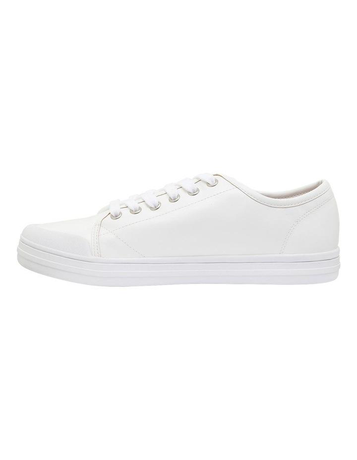 Veto White Smooth Sneakers image 3