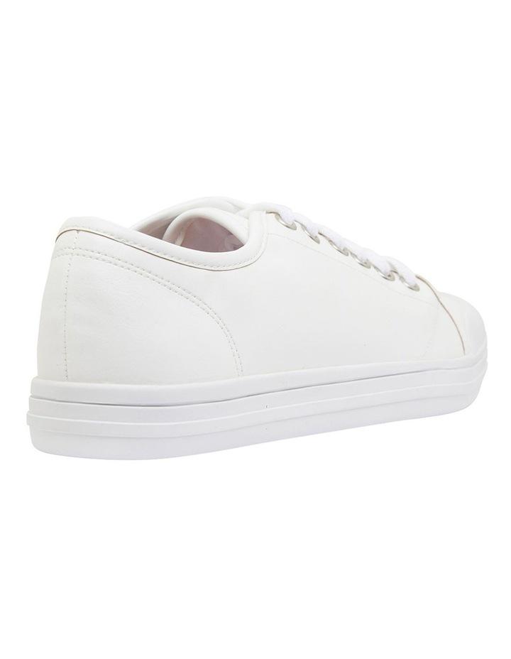 Veto White Smooth Sneakers image 4