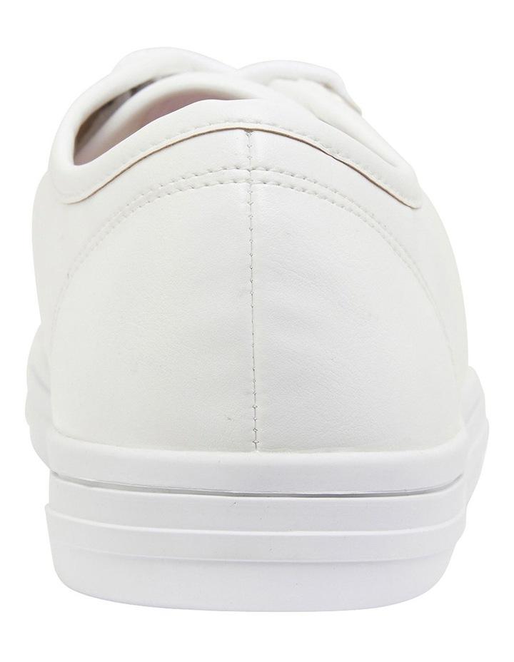 Veto White Smooth Sneakers image 5