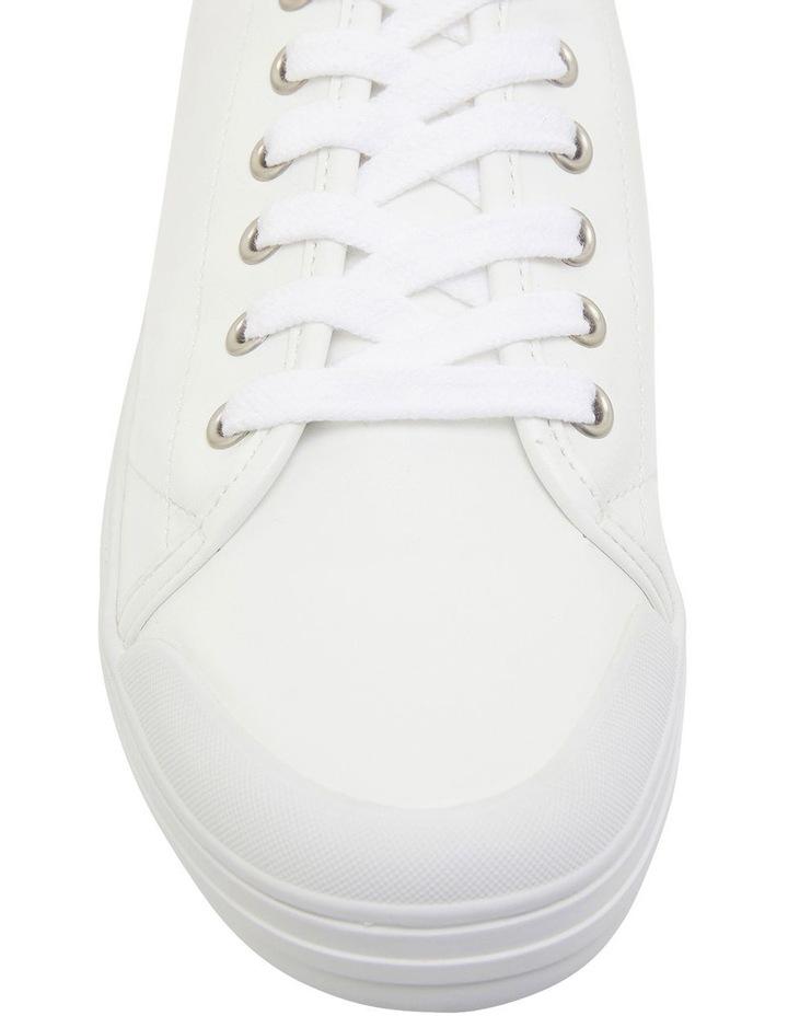 Veto White Smooth Sneakers image 6
