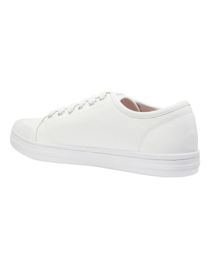 Veto White Smooth Sneakers image 7