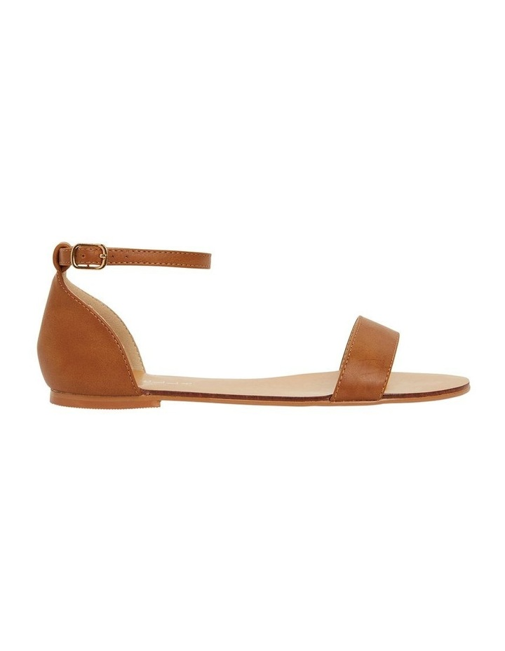 Babco Tan Smooth Sandal image 1