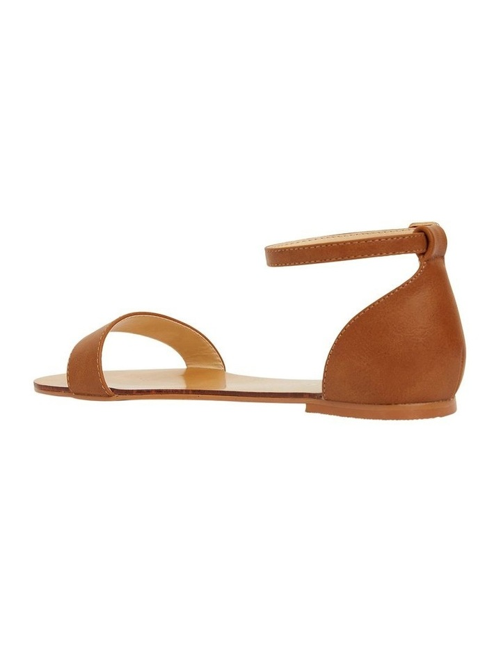 Babco Tan Smooth Sandal image 7