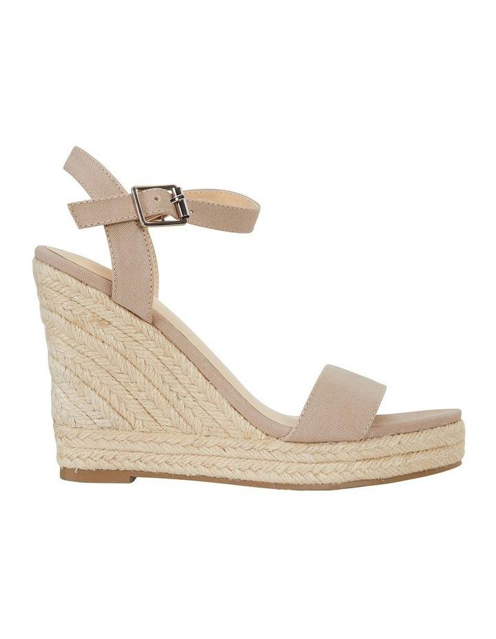 Amato Natural Canvas Sandals image 1