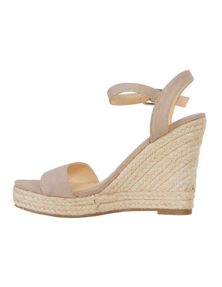 Amato Natural Canvas Sandals image 3