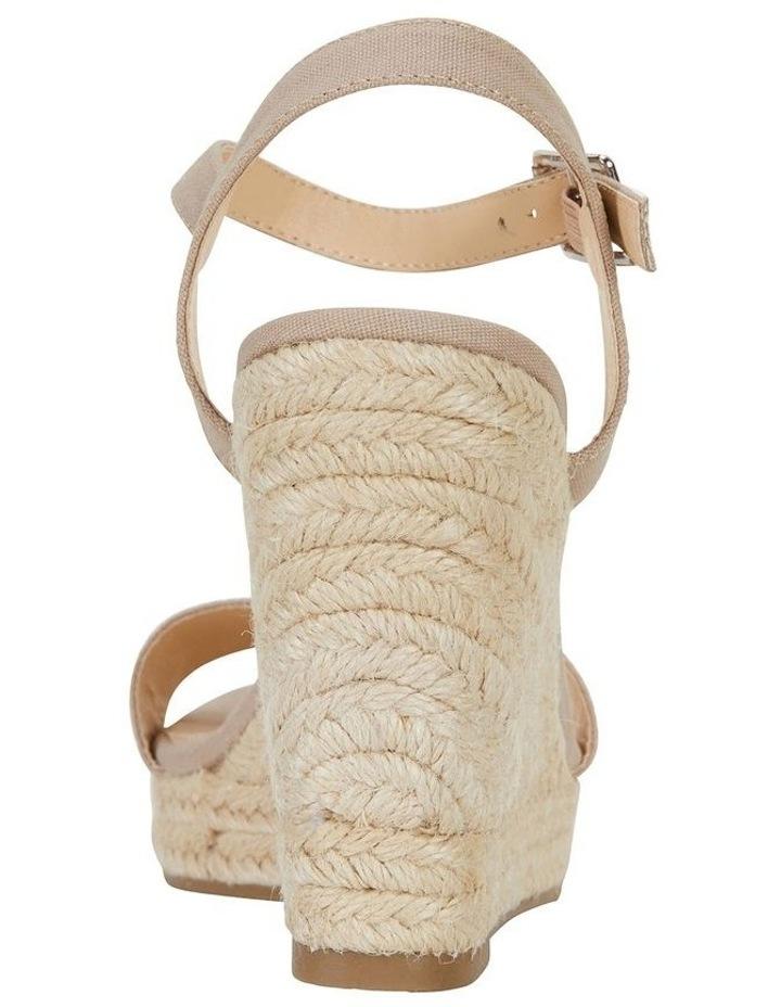 Amato Natural Canvas Sandals image 5