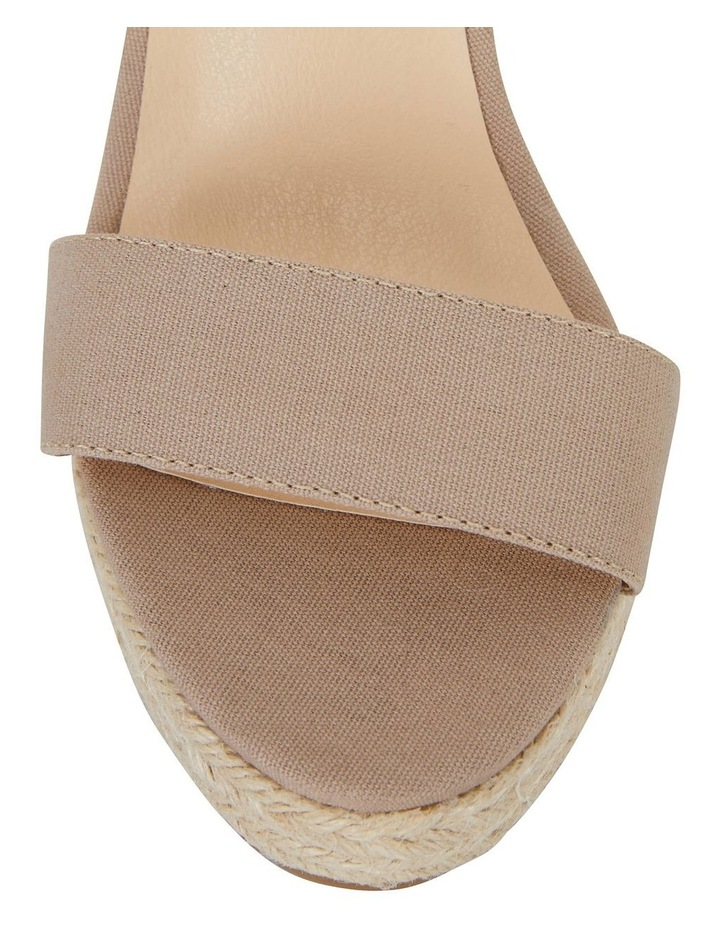 Amato Natural Canvas Sandals image 6