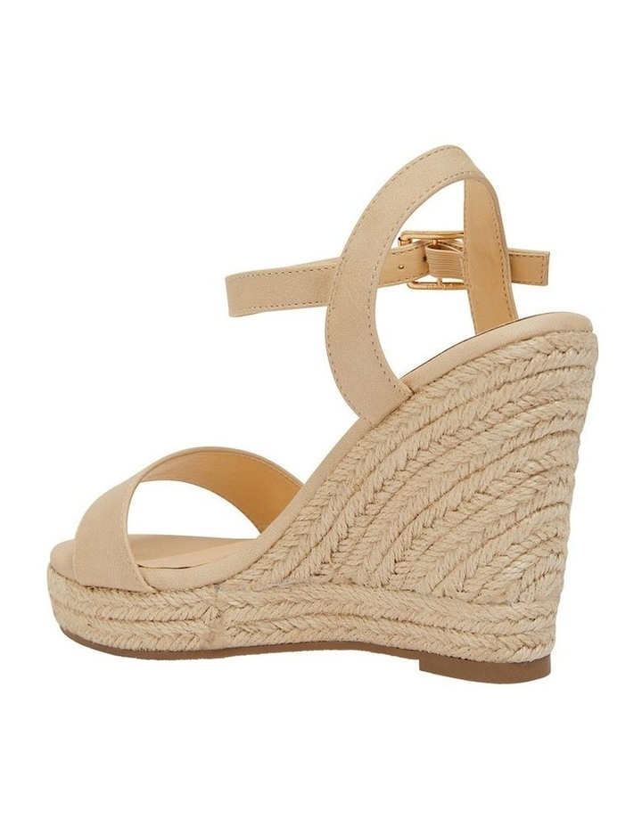 Amato Nude Smooth Sandals image 7