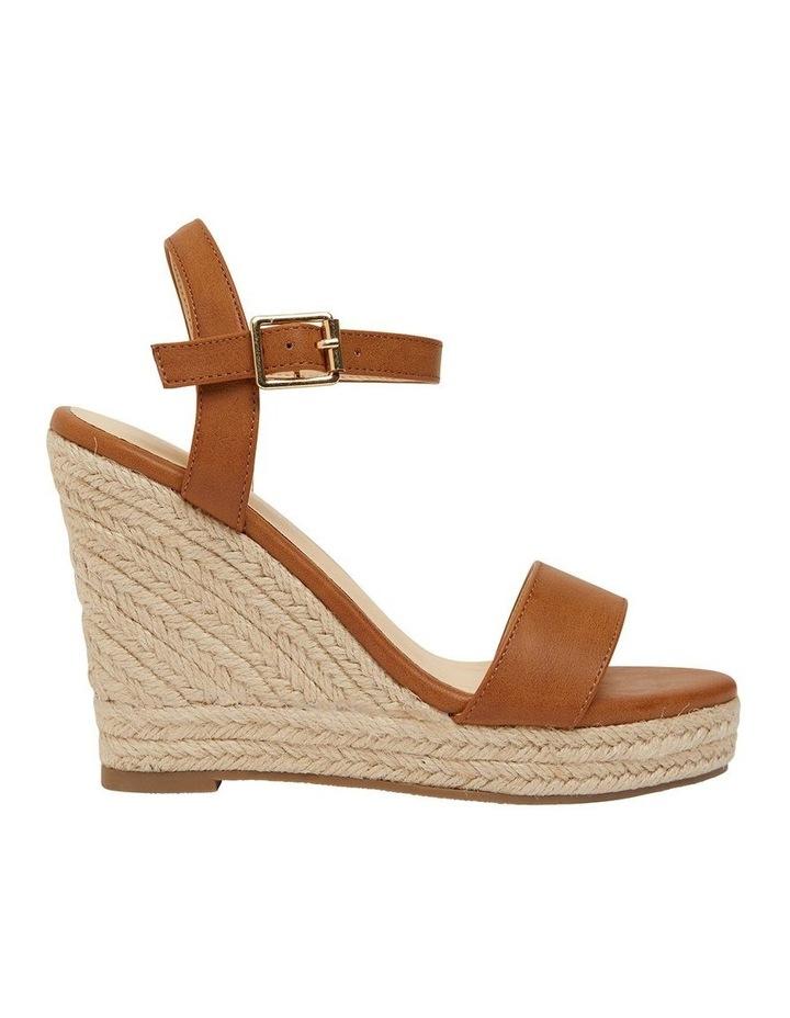 Amato Tan Smooth Sandals image 1