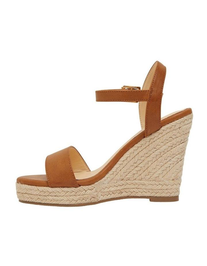 Amato Tan Smooth Sandals image 3