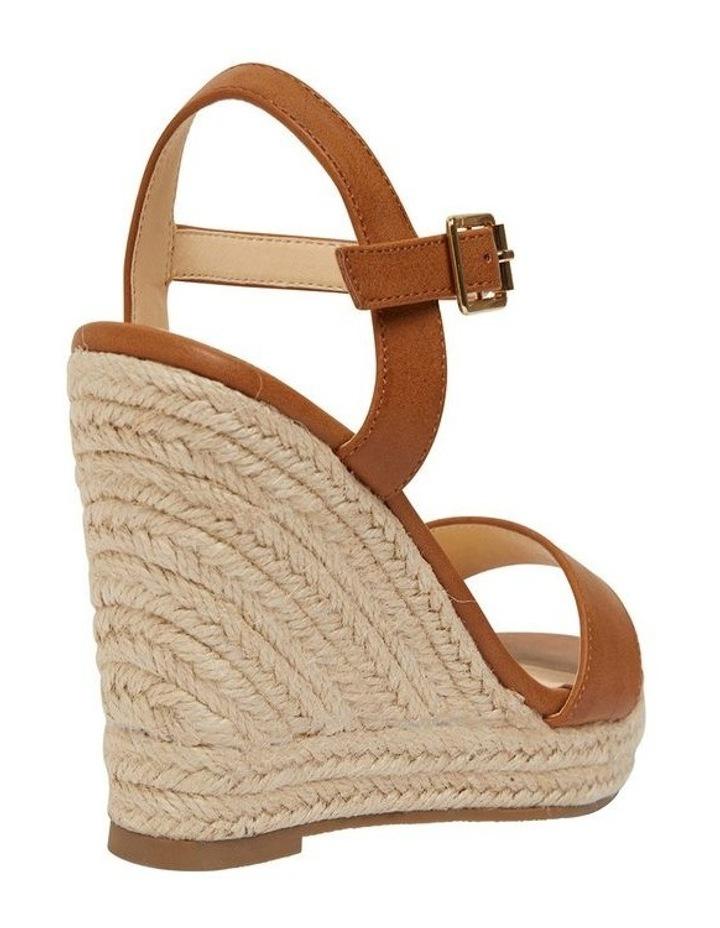 Amato Tan Smooth Sandals image 4