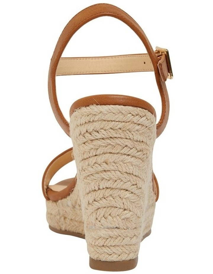 Amato Tan Smooth Sandals image 5