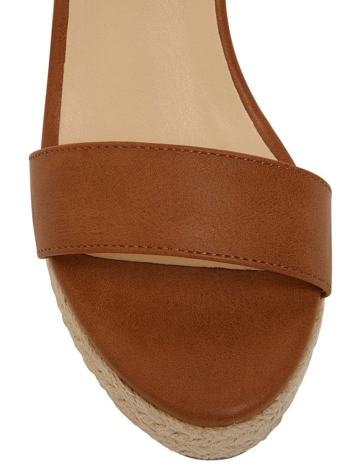 Amato Tan Smooth Sandals image 6