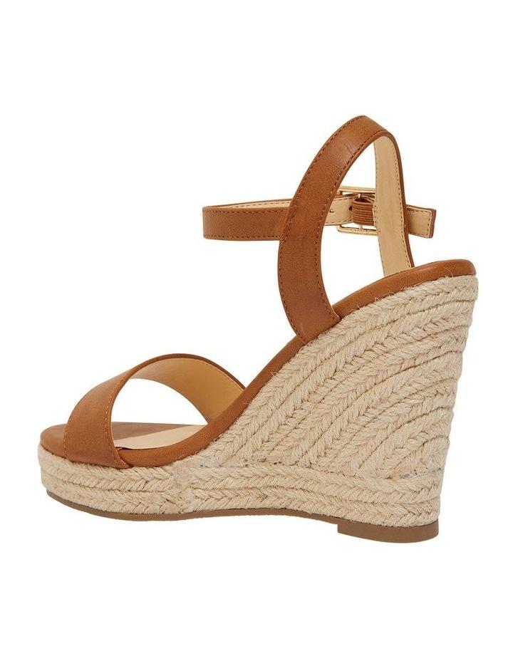 Amato Tan Smooth Sandals image 7