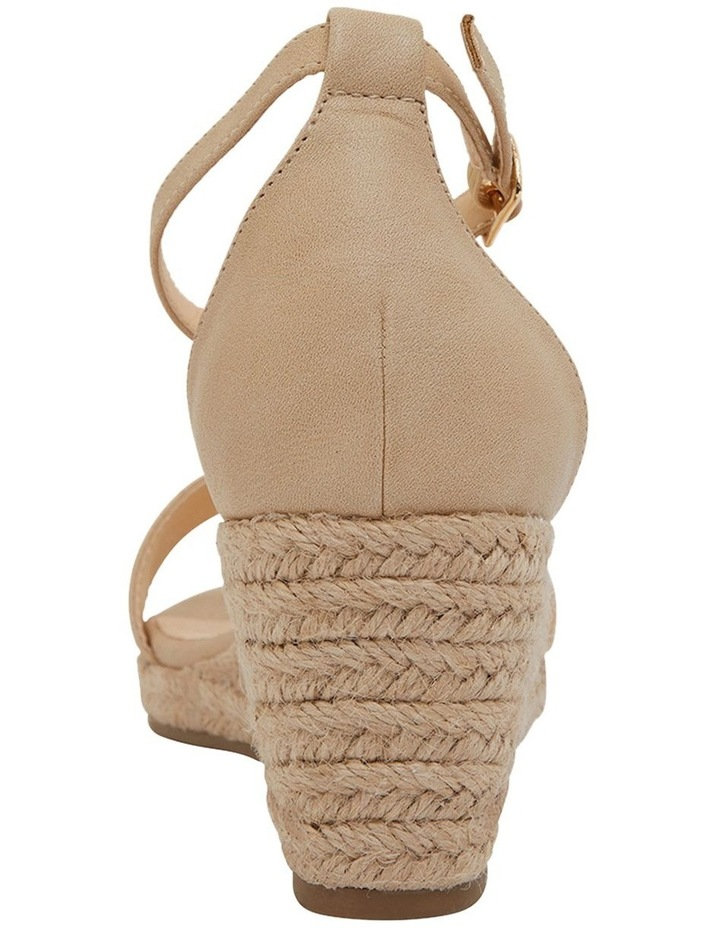 Bloom Nude Smooth Sandals image 5