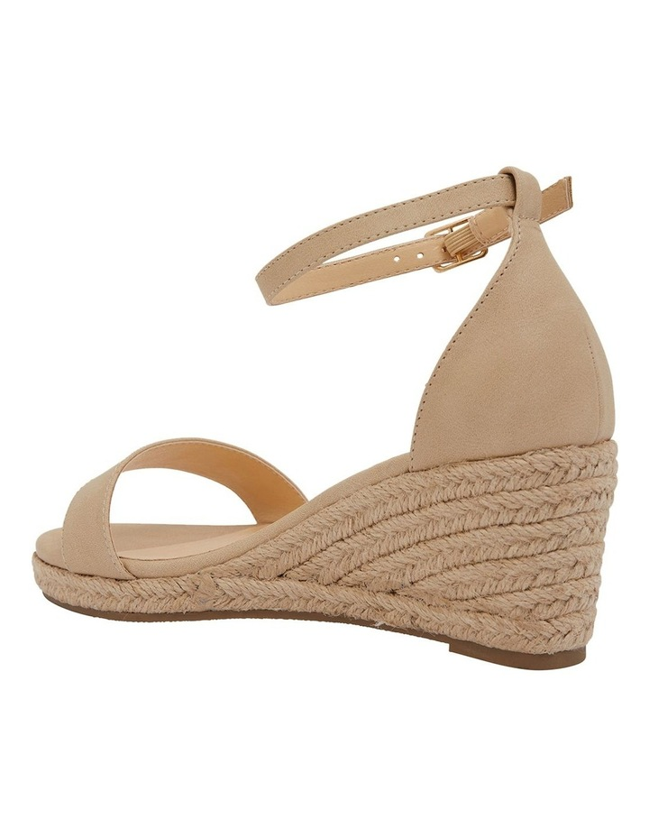 Bloom Nude Smooth Sandals image 7