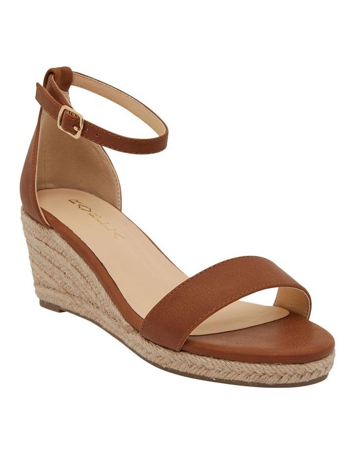 Bloom Tan Smooth Sandals image 2