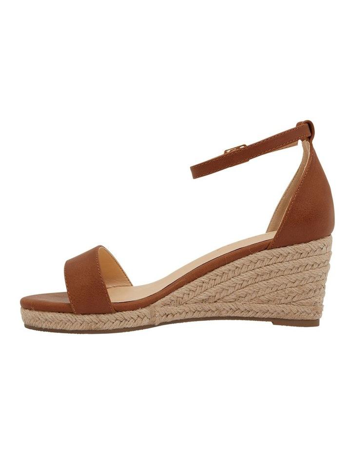 Bloom Tan Smooth Sandals image 3