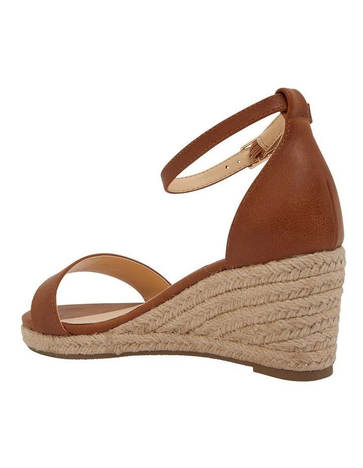 Bloom Tan Smooth Sandals image 7