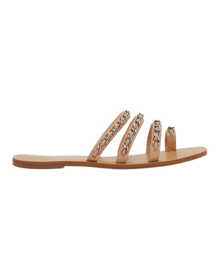 Catalina Nude Smooth Sandals image 1
