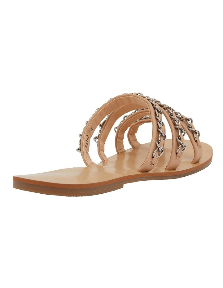 Catalina Nude Smooth Sandals image 4