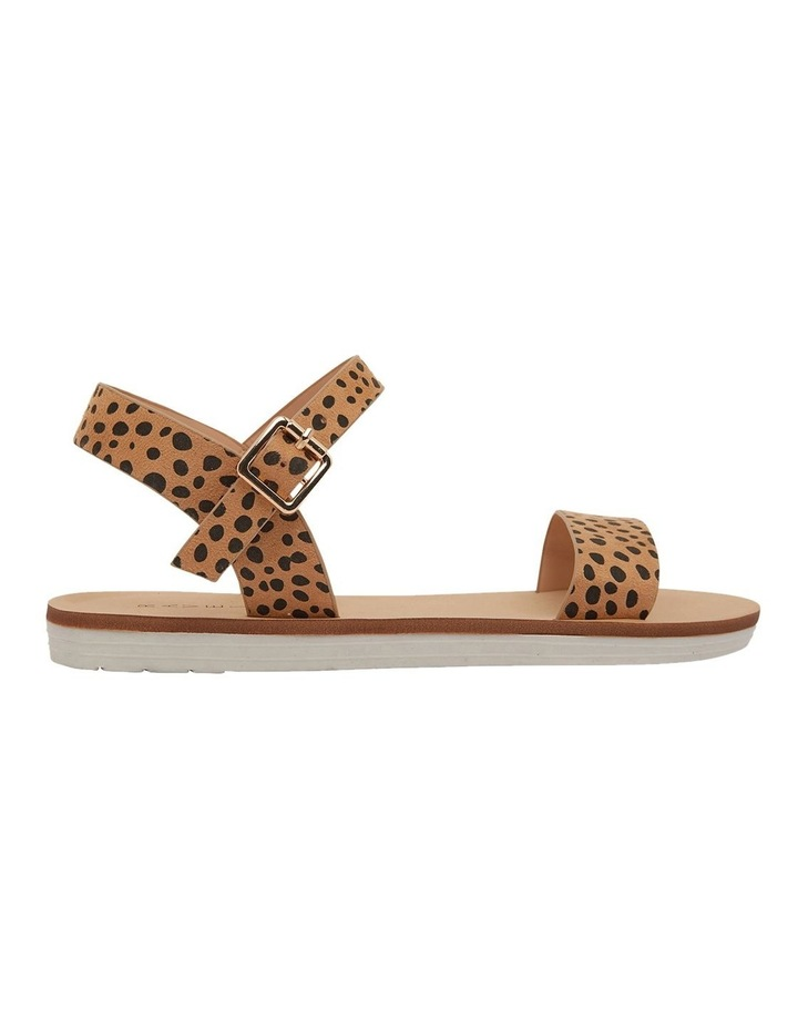 Salem Nude Cheetah Sandals image 1