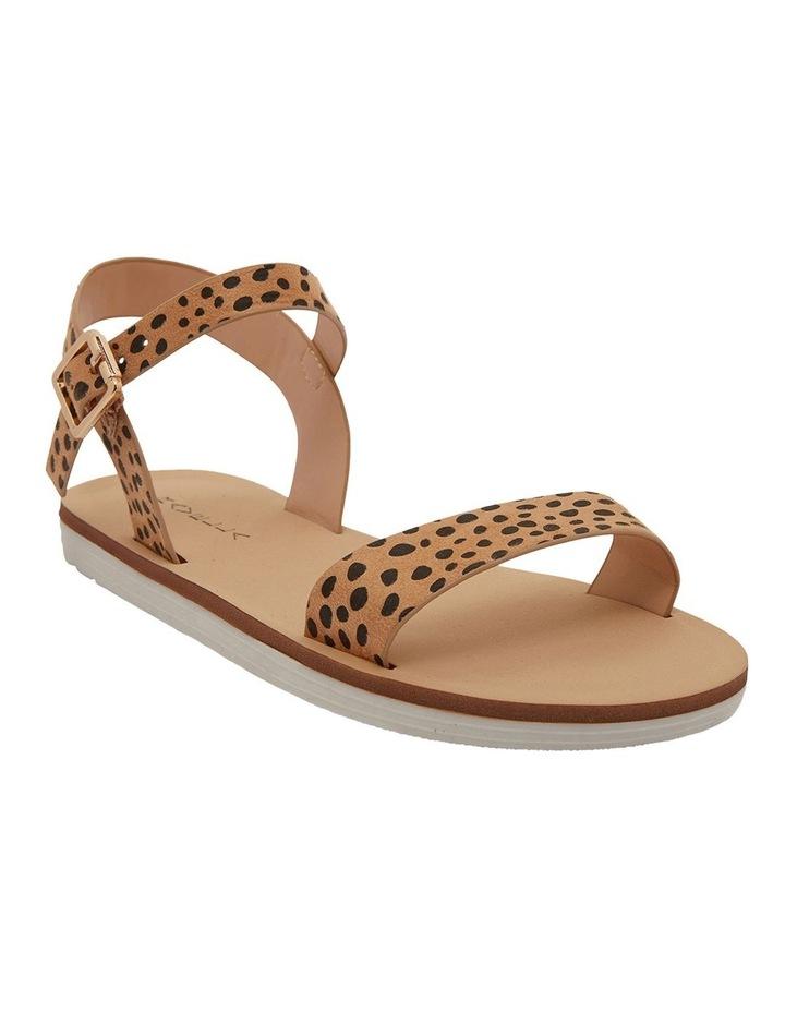 Salem Nude Cheetah Sandals image 2