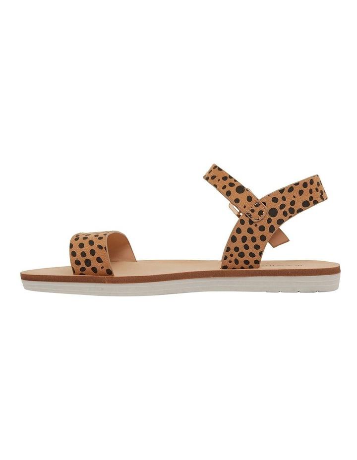 Salem Nude Cheetah Sandals image 3