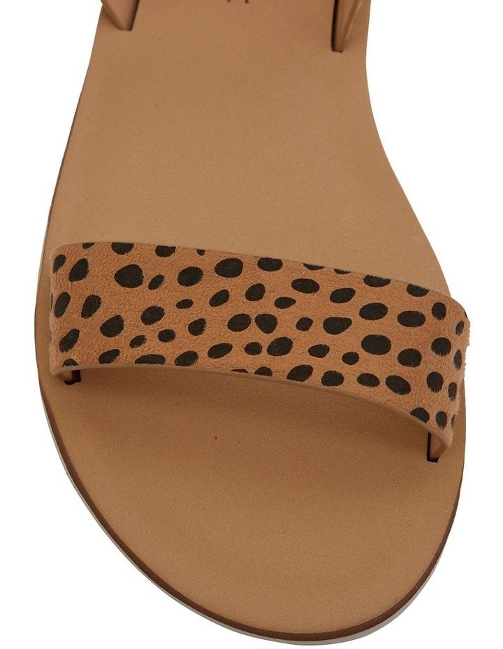 Salem Nude Cheetah Sandals image 6