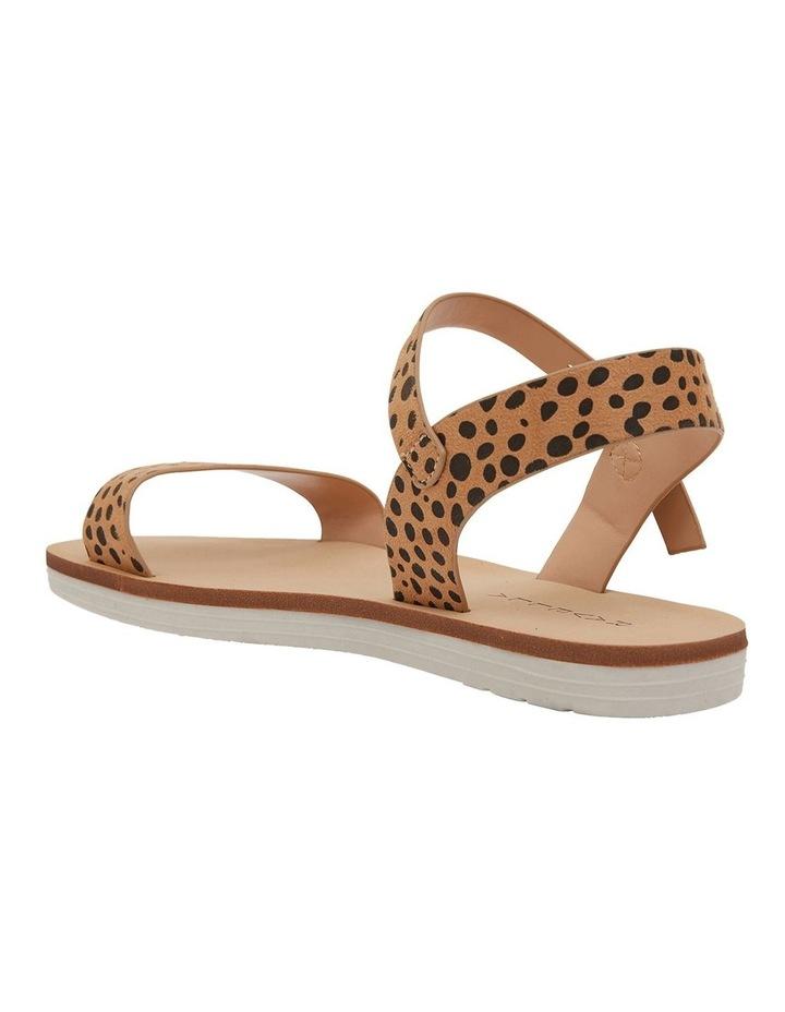 Salem Nude Cheetah Sandals image 7
