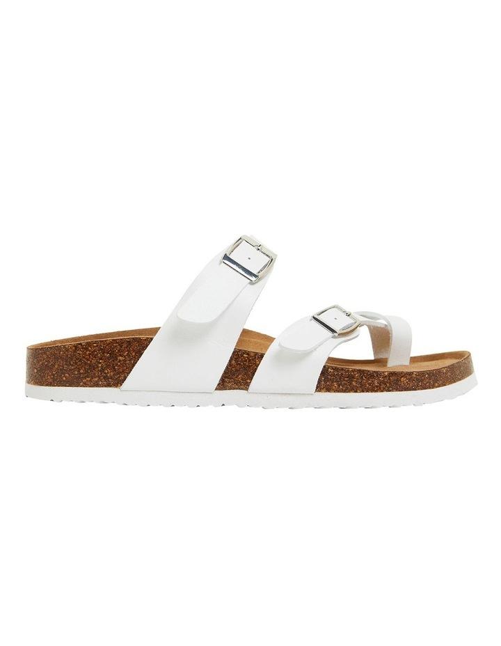 Smooth Sandals Deva White image 1