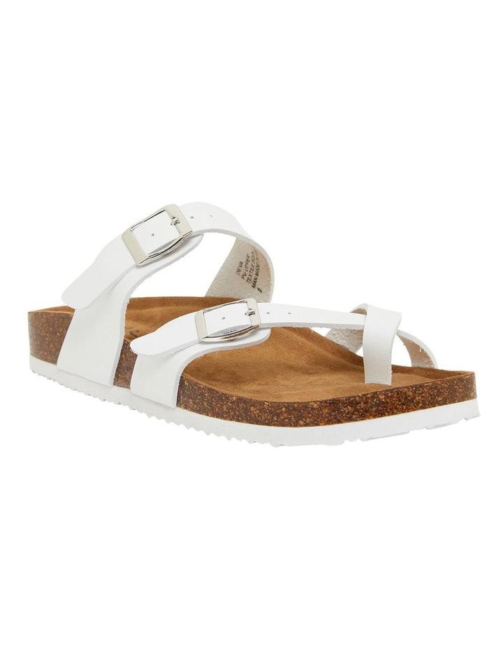 Smooth Sandals Deva White image 2