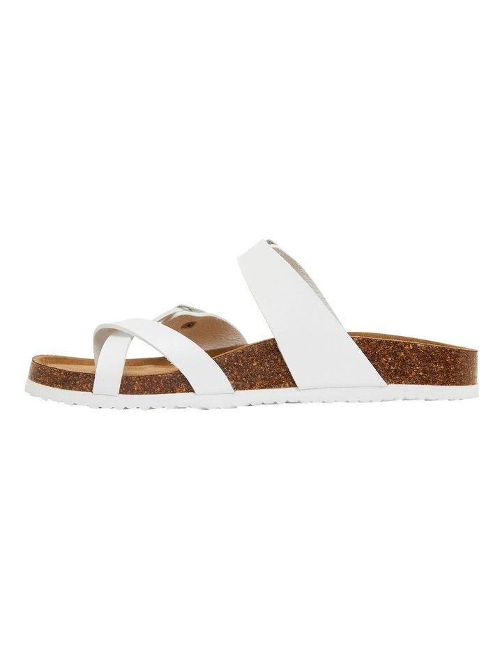 Smooth Sandals Deva White image 3