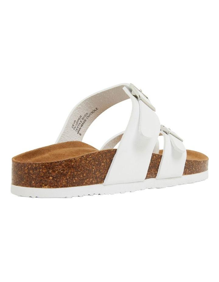 Smooth Sandals Deva White image 4