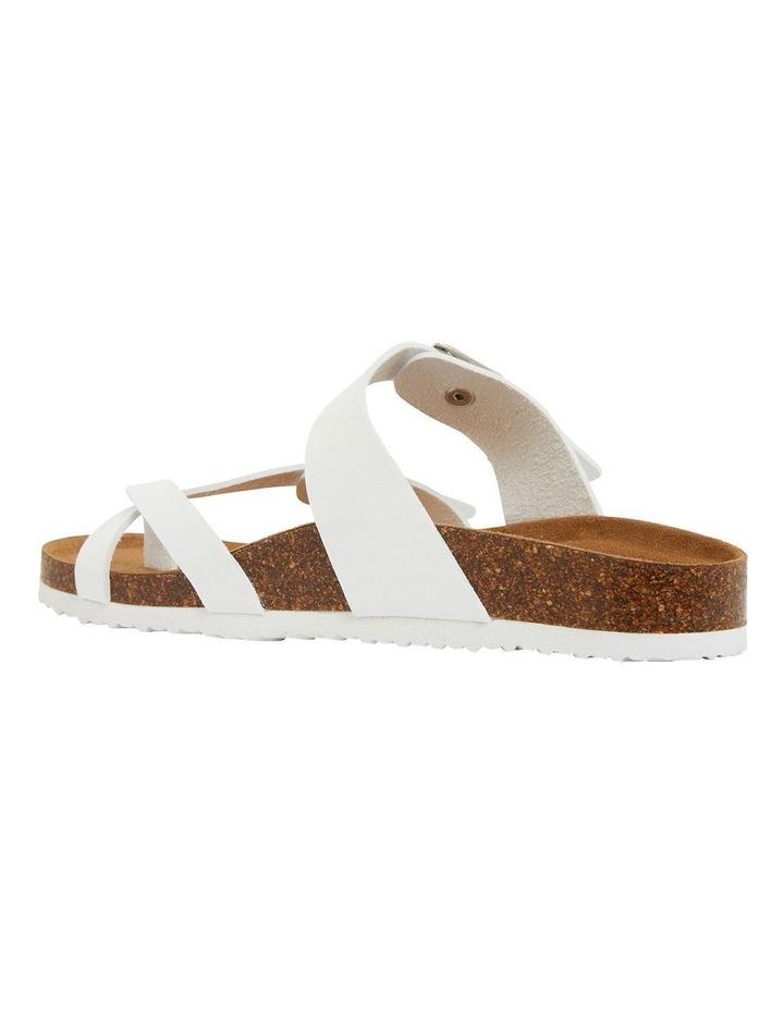 Smooth Sandals Deva White image 6